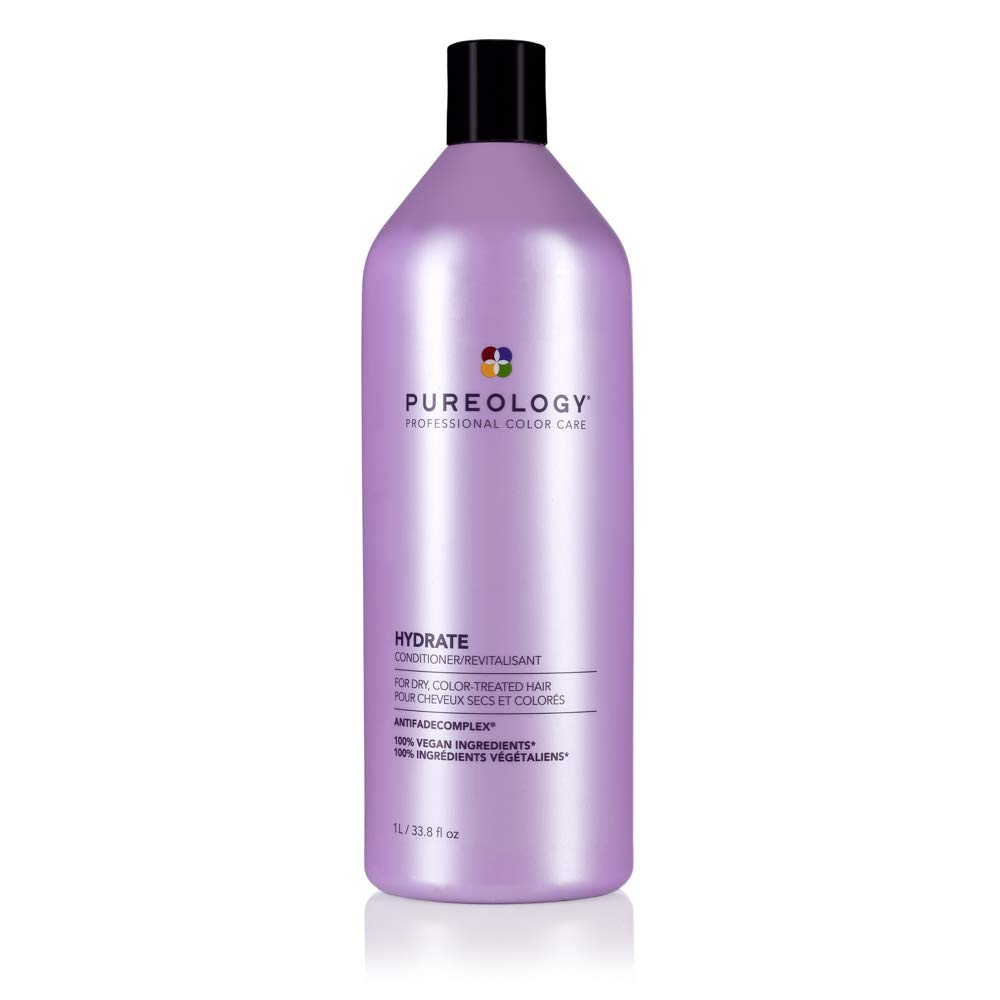 Pureology Hydrate Moisturizing Conditioner | For Medium to Thick Dry