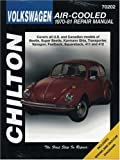 Volkswagen Air-Cooled, 1970-81, Chilton Automotive Editorial Staff, 0801989752