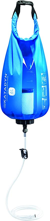 Katadyn BeFree Gravity Water Filtration System 6.0L