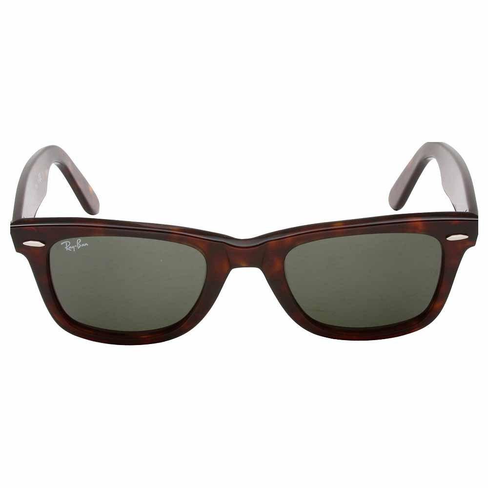 374bf17f028e6 Ray-Ban Unisex RB2140 Original Wayfarer Sunglasses 50mm  Ray-Ban   Amazon.co.uk  Clothing