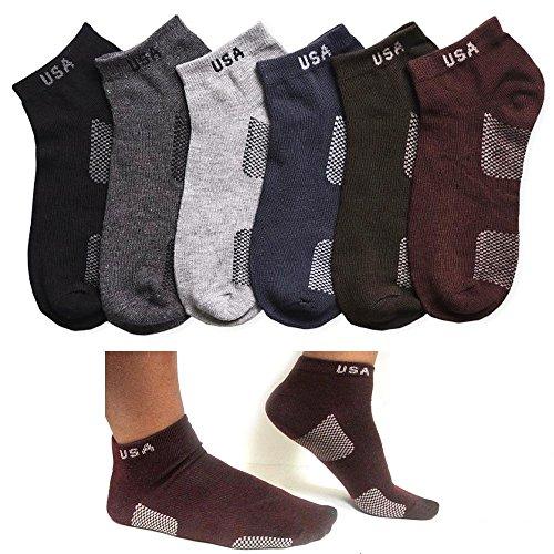 New 12 Pairs Lady Sock - 9