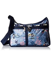 LeSportsac Deluxe Everyday Handbag, Vacation Paradise, One Size
