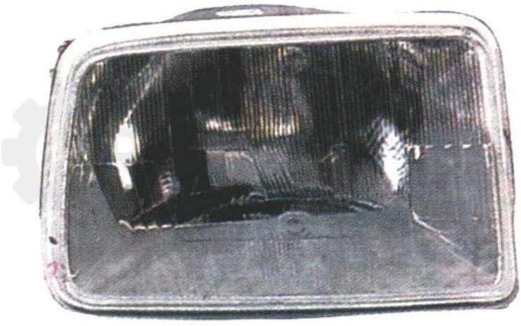 Halogen Scheinwerfer rechts f/ür R5 85-92 H4 ohne Motor inkl Lampen