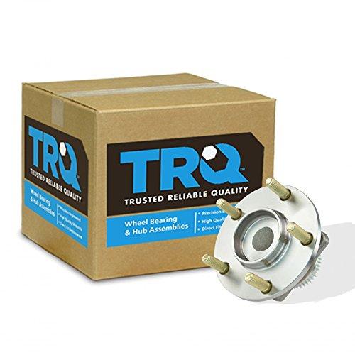 TRQ Rear Wheel Hub & Bearing LH or RH for Mitsubishi Galant Eclipse w/ABS ()