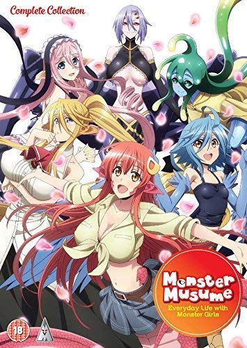 Monster Musume: Complete Collection [DVD]