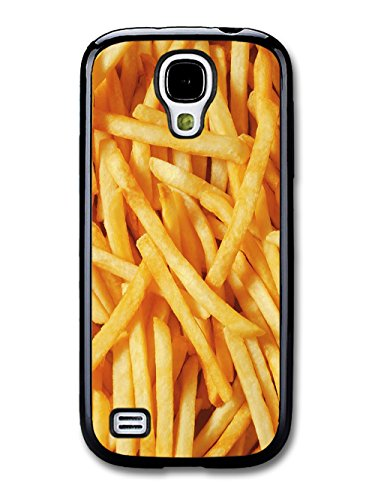 French Fries Close Up Food Potato coque pour Samsung Galaxy S4 mini