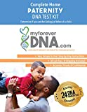 Paternity DNA Test Kit ▪ Most Advanced & Accurate-24 DNA (Genetic) Marker Test ▪ All Lab Fees & Shipping Included ▪ Offered by My Forever DNA