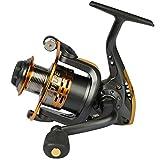 Goture Spining Fishing Reel, Reels Metal Spool 6bb for Freshwater Saltwater 500 1000 2000 3000 4000 5000 6000 Series