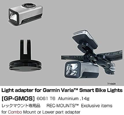 TM Light Adapter  for Garmin Varia TM GP-GMOS REC-MOUNTS Smart Bike Lights
