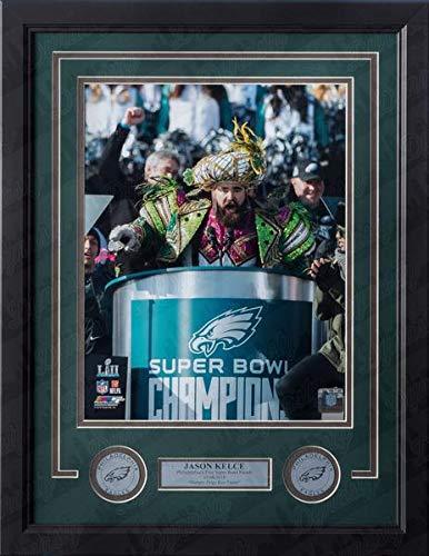 size 40 a1085 452bf Amazon.com: Eagles Super Bowl 52 Champions Jason Kelce ...