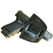 Leather Concealed Gun Holster for Detonics MTX and Combat Master