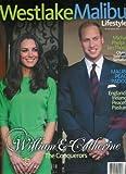 Prince William & Catherine Dutchess of Cambridge Westlake Malibu Magazine September/october 2011 Michael Phelps