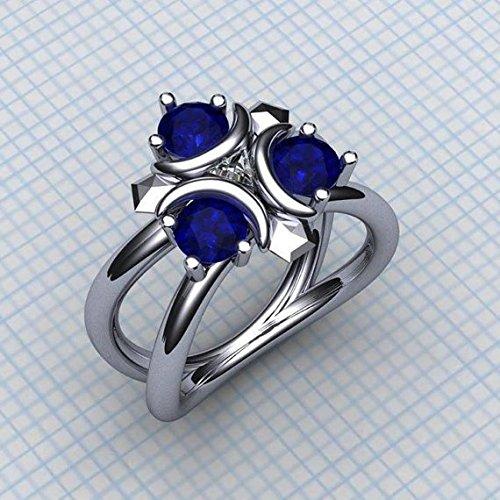 Zora's Sapphire - Ladies - Sapphire Dot