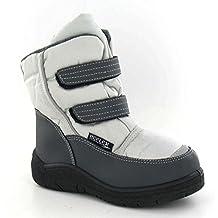 Reflex Childrens Boys Warm Lined Snow Boots