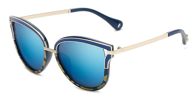 KINDOYO Gafas de sol retro mujer, Gafas de sol ojo de gato ...