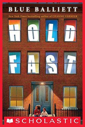 Hold Fast by [Blue Balliett]