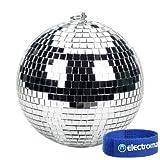 Qtx Light 2 Inch Disco Mirror Ball