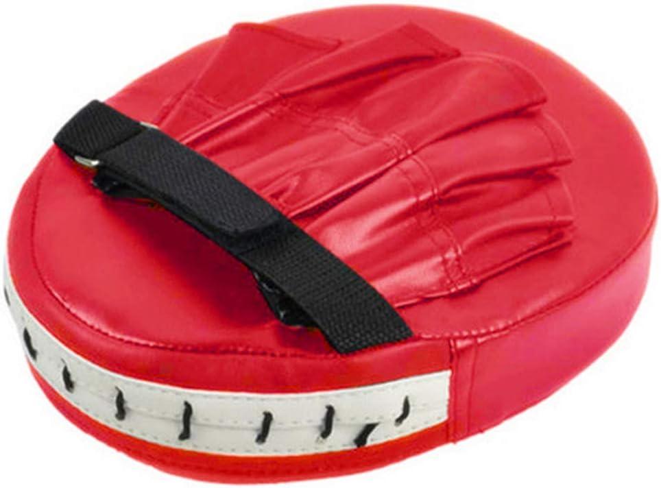 Lorsoul Kick Guantes de Boxeo del coj/ín del sacador Bolsa de Destino de los Hombres de la PU MMA Muay Thai Karate Lucha Libre Formaci/ón Sanda Adultos Ni/ños Accesorios