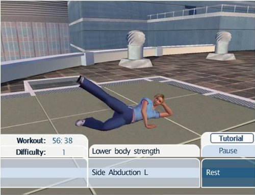 My Fitness Coach 2: Exercise and Nutrition – Nintendo Wii