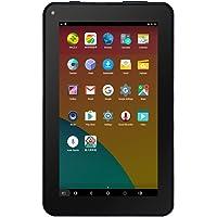 "Haehne 7"" Tablet PC - Google Android 5.1 Quad Core, 1G RAM 8GB ROM, Cámaras Duales 2.0MP + 0.3MP, 2800mAh, 1024 x 600 Pantalla, WiFi, Bluetooth, Blanco"