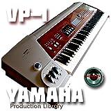 Yamaha VP-1 - the very Best of - unique original Huge 24bit WAVE/Kontakt Multi-Layer Samples Library on DVD