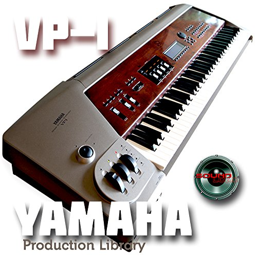 Yamaha VP1 – THE very Best of – HUGE Sound Library Original Samples in WAVEs format on CD