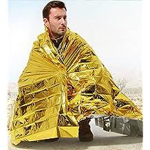 Foil Emergency Rescue Blanket Gold Colour
