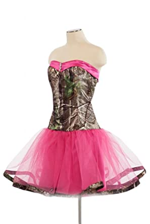 3c77c00620c Victoria Dress Camo Homecoming Dresses for Teens Holiday Party Gowns-14-Red    Black