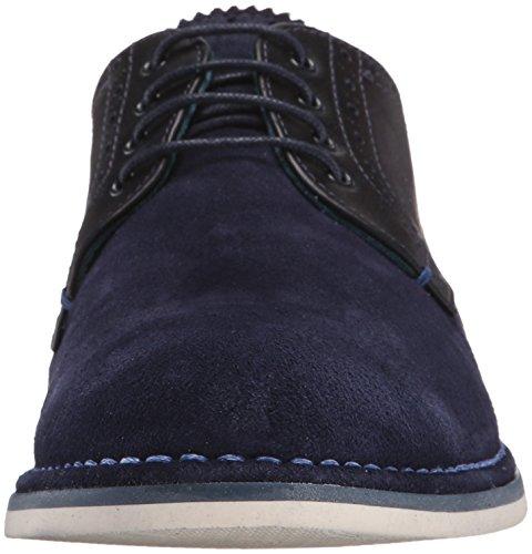 Ted Baker Mens Ravado Oxford Dark Blue Wool 91B9ArIeke