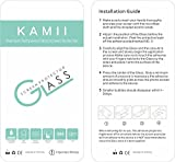 KAMII Nintendo Switch Screen Protector - [Tempered Glass][Anti-Scratch] [Bubble Free] Ultra Thin HD Clear 9H Hardness Shockproof Clear Screen Protector for Nintendo Switch 2017