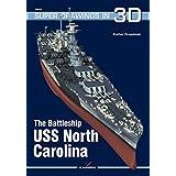 The Battleship USS North Carolina