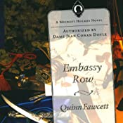 Embassy Row: A Mycroft Holmes Novel, Book 2 | Quinn Fawcett