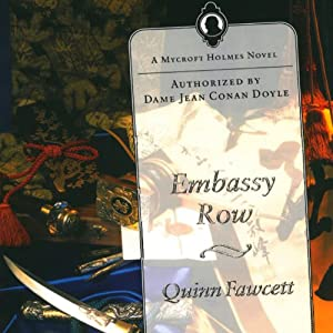 Embassy Row Audiobook