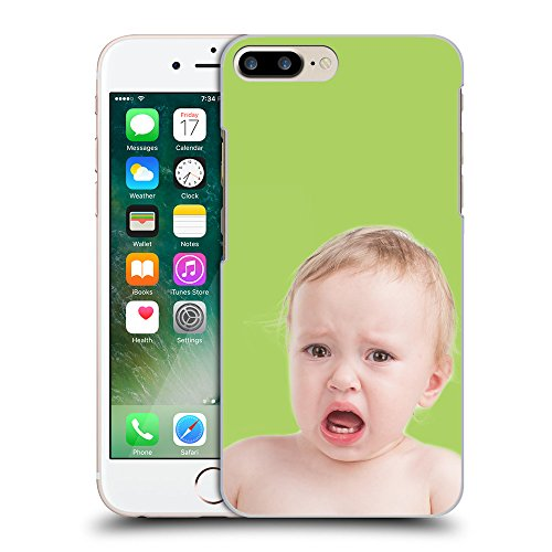 GoGoMobile Coque de Protection TPU Silicone Case pour // Q05700628 bébé qui pleure inchworm // Apple iPhone 7 PLUS