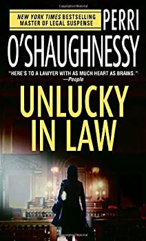 Unlucky in Law 0440240883 Book Cover