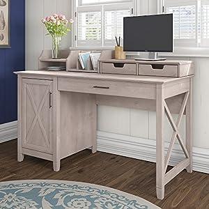 51qTkNYHa5L._SS300_ Coastal Office Desks & Beach Office Desks