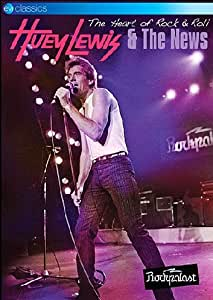 The Heart Of Rock & Roll [Reino Unido] [DVD]