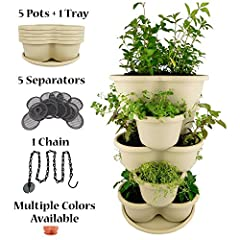 Stackable Planter Vertical