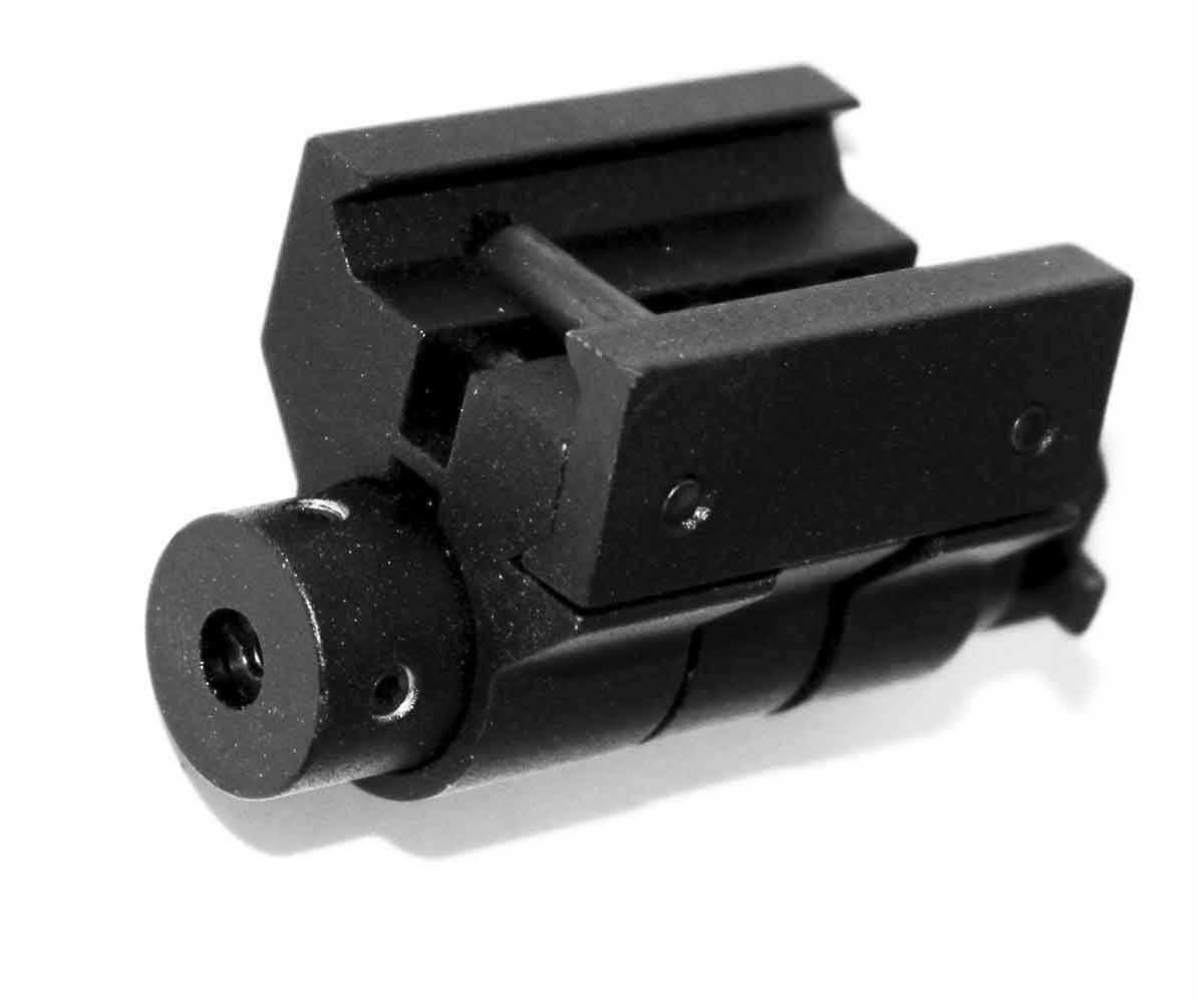 Trinity Weaver Mounted Red Dot Sight For Ruger Sr22 Class Iiia