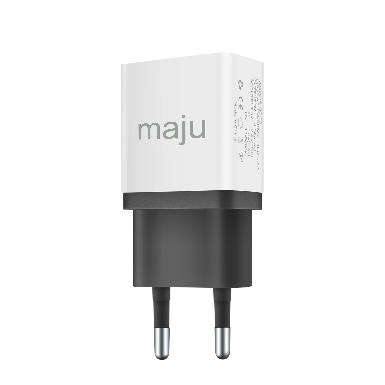 Maju 3 puertos USB Quick Charge 3.0 cargador fuente de ...