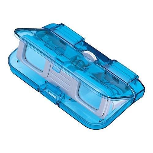 Vixen 1267 Clear Blue Folding Opera Glass Vixen Optics