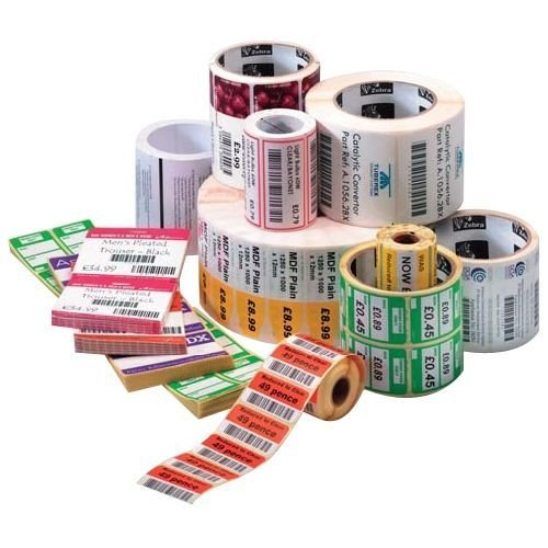 Zebra Technologies 800272-125 Z-Select 4000T Labels 225 Inch x 125 Inch 2100 LabelsRoll and 12 RollsCase