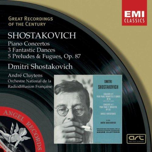 Shostakovich:Piano Concertos, ...