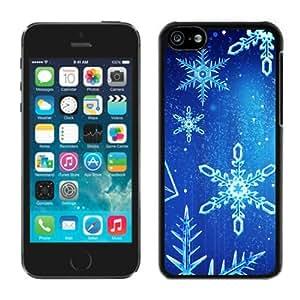 diy phone caseDiy Design Iphone 5C TPU Case Christmas Snowflake Black iPhone 5C Case diy phone case1
