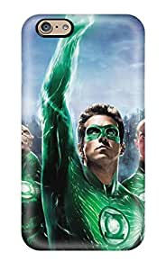 New Green Lantern Tpu Cover Case For Iphone 6