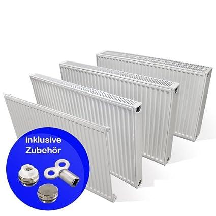 Buderus logamax Trend C de perfil compacta Radiador plano Radiador H 500 l 400 – 3000