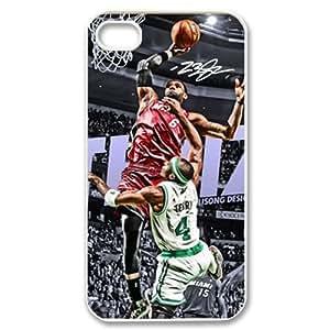 NBA Miami Heat Lebron James Iphone 5c Case MVP Lebron James Case Cover + Free Wristband Accessory