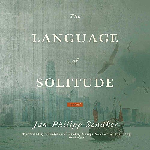 The Language of Solitude: Library Edition (Rising Dragon) by Blackstone Pub