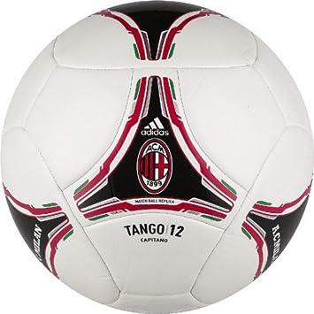 Adidas Capitano Tango 12 A.C Milan Officail balón réplica fútbol ...