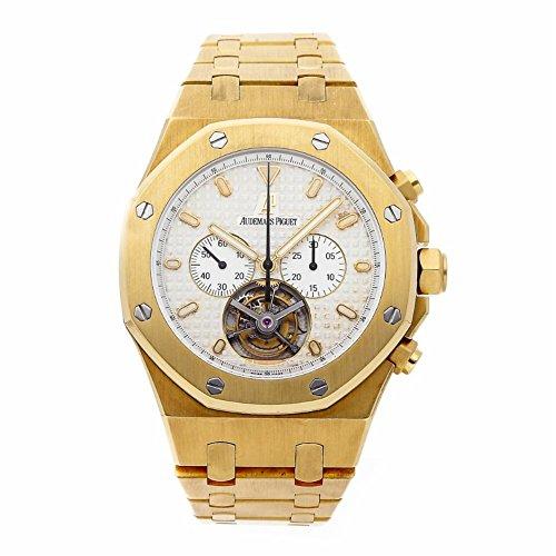 Audemars Piguet Royal Oak Mechanical-Hand-Wind Male Watch 25977BA.OO.1205BA.02 (Certified Pre-Owned)